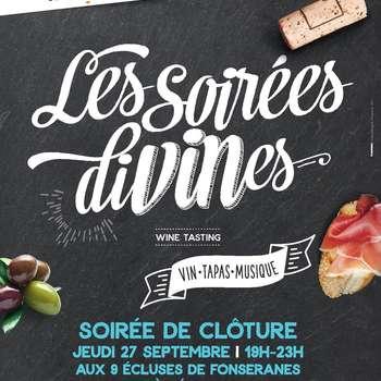 LES SOIREES DIVINES : LA CLOTURE