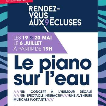 "SPECTACLE ""LE PIANO DU LAC"""
