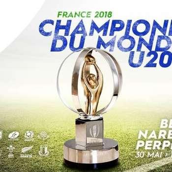 RUGBY : CHAMPIONNAT DU MONDE U20