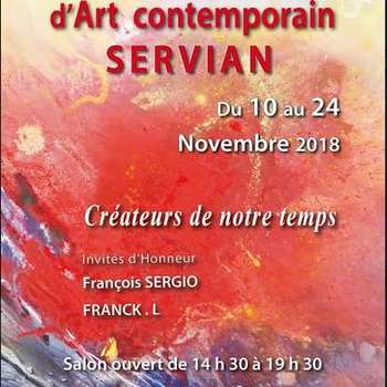 BIENNALE D'ART CONTEMPORAIN DE SERVIAN