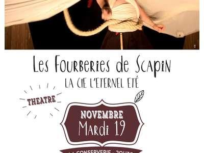 LES FOURBERIES DE SCAPIN (COMPLET!)