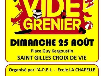 VIDE GRENIER 25-08-19