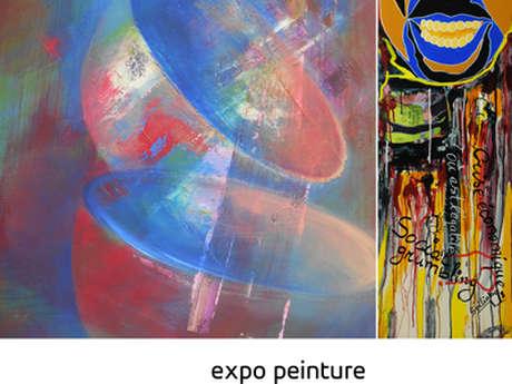 """Expo """"La Peinture au lieu de savoir"""""""