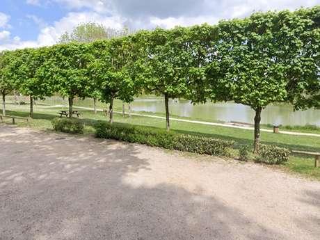 Aire de Chouzy-sur-Cisse