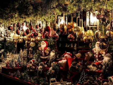 Marché de Noël des associations