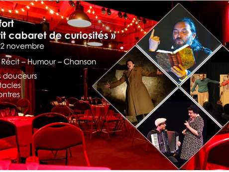 « Au p'tit cabaret de curiosités »