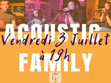 ACOUSTIC FAMILY - BRASSERIE CHEZ JU