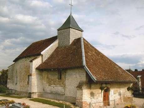 Chapelle de Courgerenne