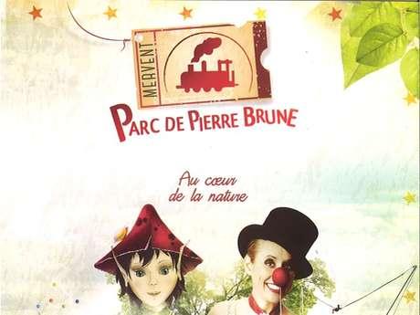 PARC DE PIERRE BRUNE - BILLETTERIE
