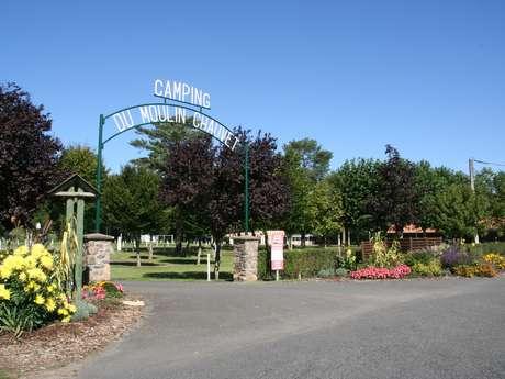 Camping du Moulin Chauvet