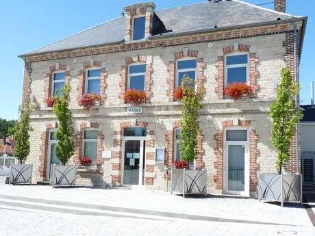 Mairie de Lavau