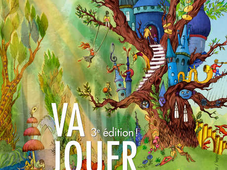 Festival Va Jouer Dehors !