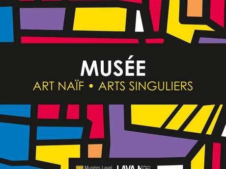 Visite commentée de l'exposition permanente - Museé d'Arts Naïfs et d'Arts Singuliers