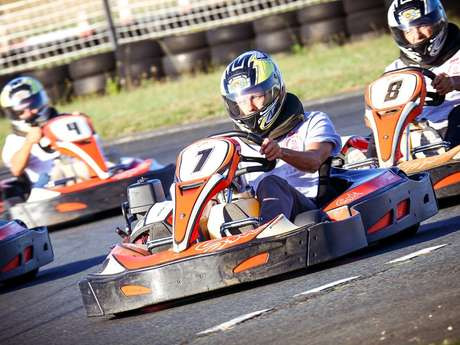 KARTING - BILLETTERIE