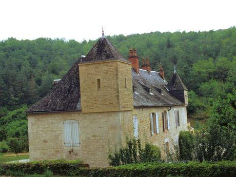 Boucle des moulins Salignac