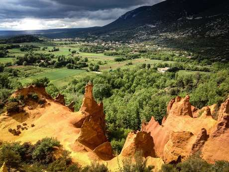 Tour du Colorado Provençal