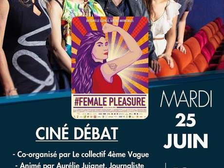 "Ciné-débat ""Female Pleasure"""