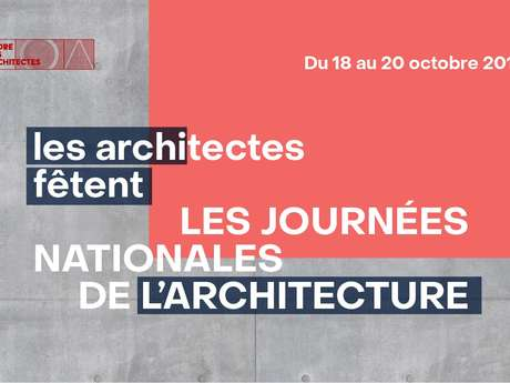 4e Journées Nationales de l'Architecture