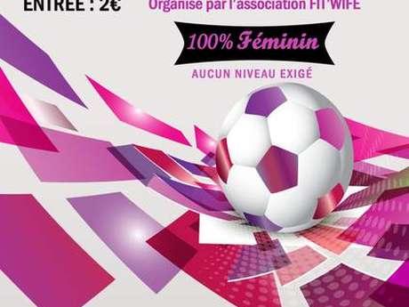 Tournoi Futsal - 100% Féminin