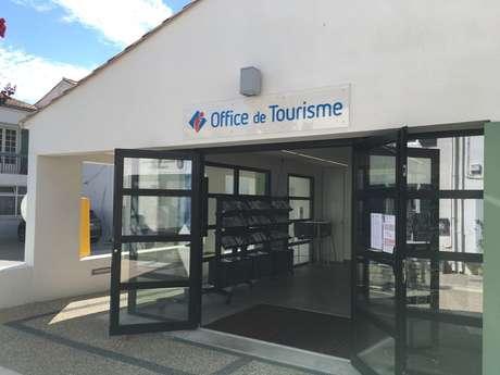 BUREAU D'ACCUEIL DE RIVEDOUX-PLAGE