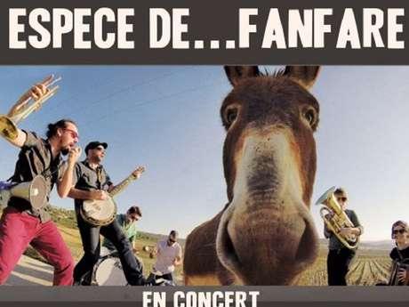 ESPECE DE ...FANFARE