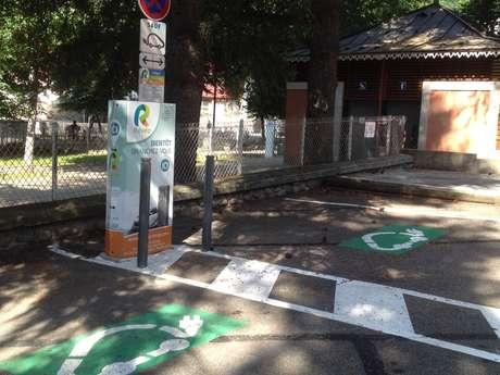 Roadtrip électrique : Châteaux et corniches