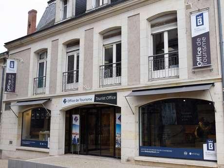 Office de Tourisme Blois Chambord-Val de Loire
