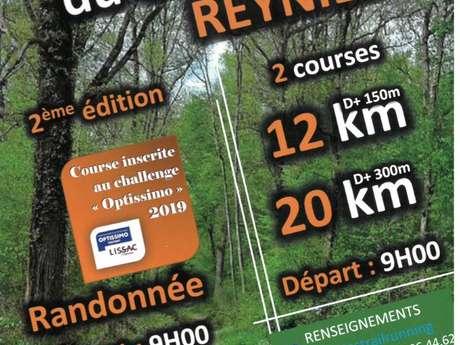 Trail du Grifoulet Reyniès