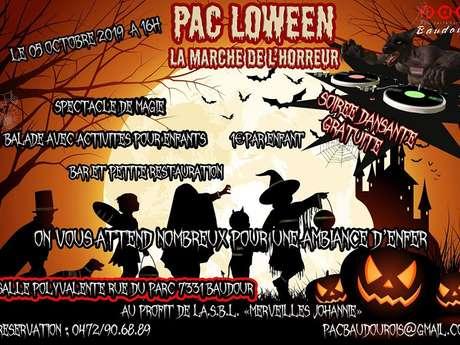 Marche de l'horreur Pac Loween