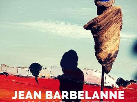 Exposition - Nicole CASTEX et Jean BARBELANNE