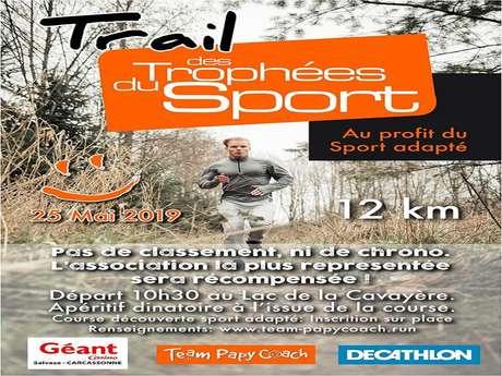 TRAIL DES TROPHEES DU SPORT