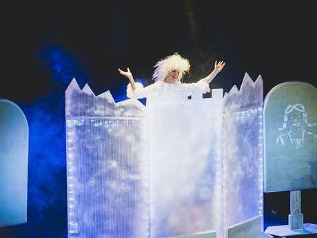 MAGIE DE NOEL: La reine des glaces... et des sorbets