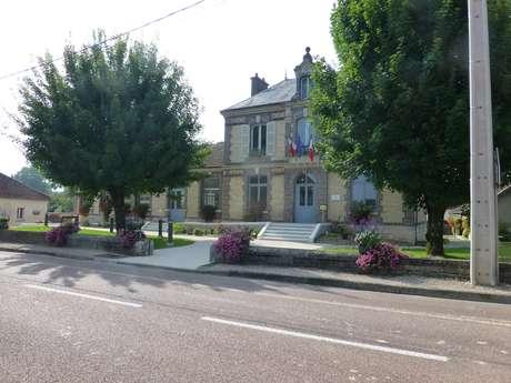 Mairie de Fontvannes