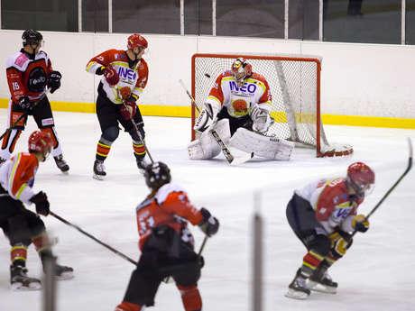 Match Hockey sur glace D2