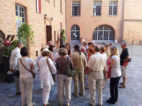 Laissez vous conter Montauban - Visite guidée
