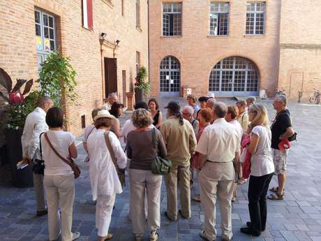Guided Tour of Montauban