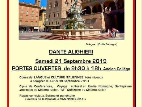 Portes ouvertes de la Dante Alghieri