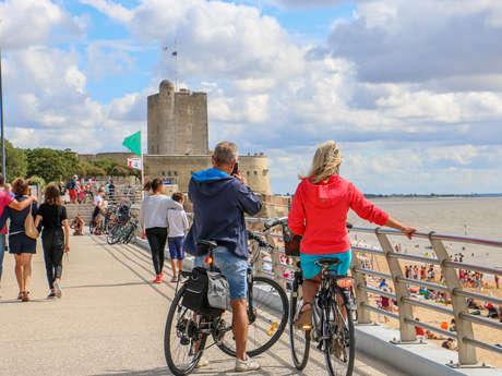 """Parcours cyclable 13 : """"Le chemin du littoral"""" - 22 km"""