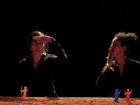 La conquête - theater