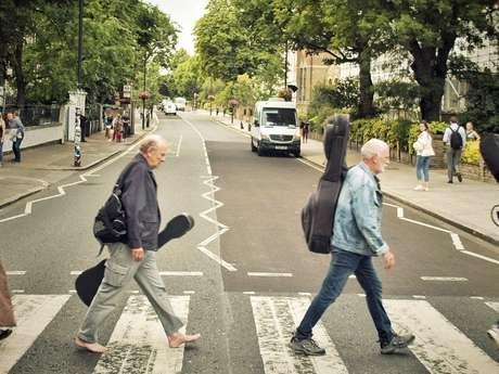 """Exposition : """"SUR LE PASSAGE DES LEGENDES"""". Le BEATLES DAY célèbre les 50 ans de l'album """"ABBEY ROAD"""""""