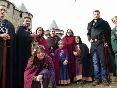 Location de costumes médiévaux - Les Visites Enchantées