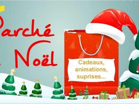 Marché de Noël - Montroeul-sur-Haine