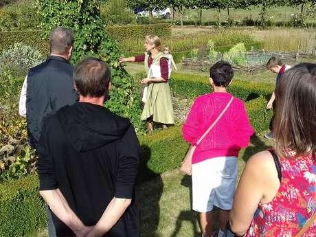 Balade gourmande en famille : châteaux et légumes anciens
