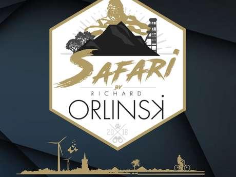 Safari urbain by Richard Orlinski