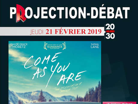 Cine debate - Come as you are
