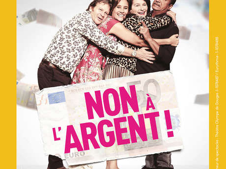Non à l'argent - teatro / COMPLETO
