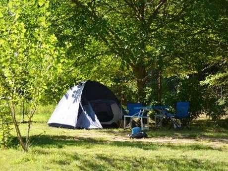 Camping Les Fouguieres
