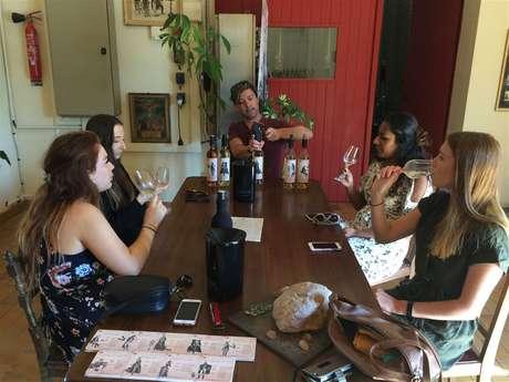 Excursion partagée en minibus - Journée - Visite de 3 vignobles & Dégustation de vins - F/GB