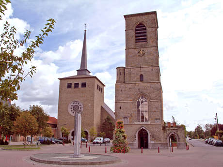 """Journées du Patrimoine: Circuit guidé """"De la gare à la tour Ockeghem"""""""