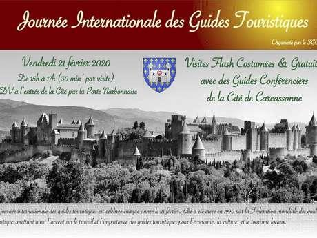 JOURNEE INTERNATIONALE DES GUIDES TOURISTIQUES